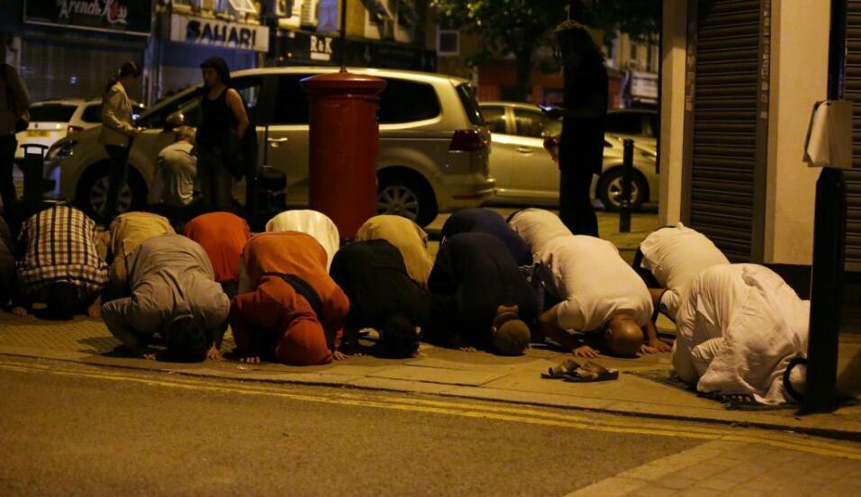 Londres Ataque a Musulmanes