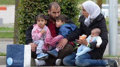 Europa ya no tiene cómo albergar a refugiados