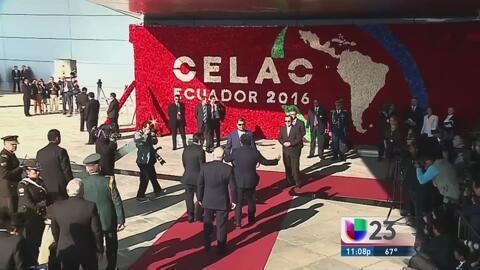 Discuten crisis de cubanos en cumbre de la CELAC