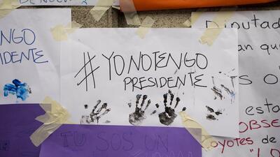 Los hechos que desencadenaron la renuncia del Presidente de Guatemala