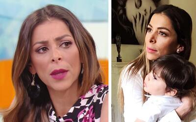 Lourdes Stephen confesó cómo le ha afectado la ausencia de su madre ahor...