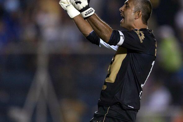 La afición también escogió a siete suplentes y es Sergio Bernal el hombr...
