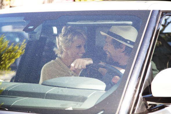 Rick Salomon y Pamela como que se han dado de nuevo otra oportunidad par...