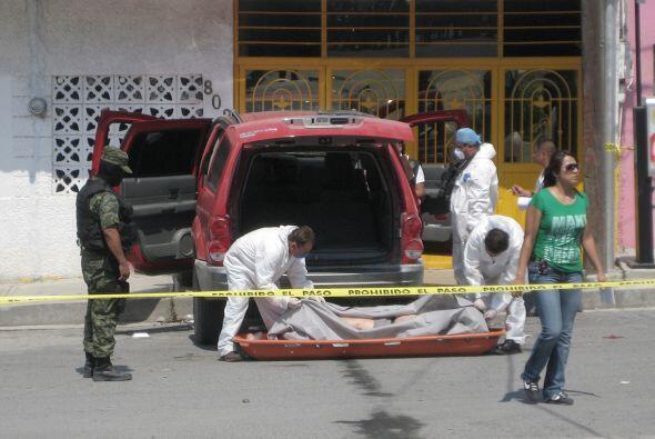 MASACRE A FAMILIA EN CIUDAD JUÁREZ - Un grupo armado asesinó a ocho miem...
