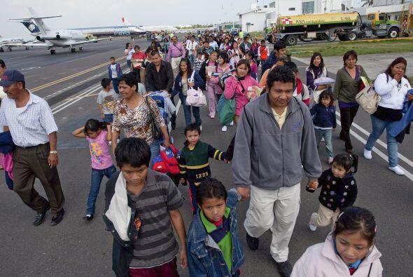 Debido a la ola de violencia que se vive en Ciudad Juaréz, miles...