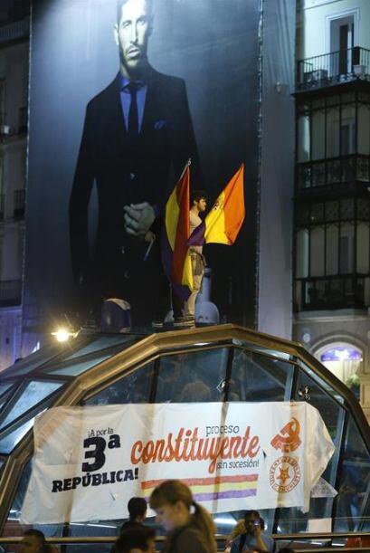 El acto más numeroso ocurrió en Bilbao, donde unas 2,000 almas ocuparon...