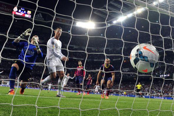 Barcelona estaba mareado luego del primer gol recibido y el Madrid aprov...