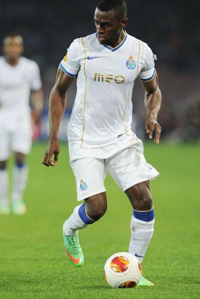 'Cha Cha Cha', como es apodado, es el gran artillero de la Liga portugue...