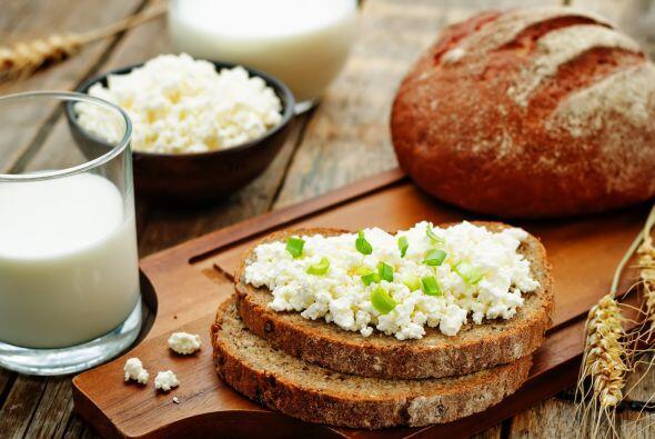Miércoles: tostadas. El pan está presente en muchísimos desayunos. Por e...