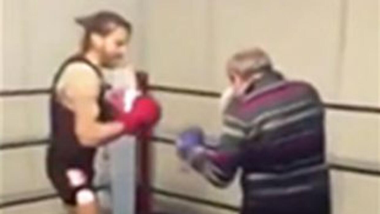 Old Man Knockout