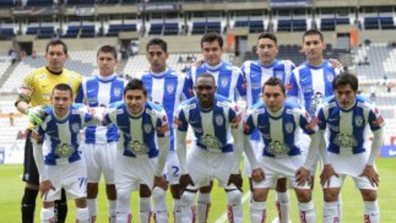 Club Pachuca.