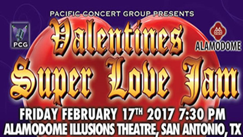 Valentine's Super Love Jam