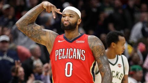 Los Pelicans habían ganado siete de sus últimos ocho parti...