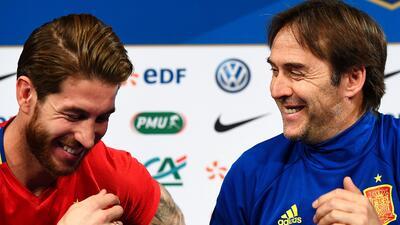 La base de Lopetegui: los jugadores que el nuevo DT de Real Madrid ha dirigido con España