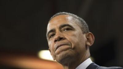 El presidente estadounidense Barack Obama cree que la violencia del fútb...