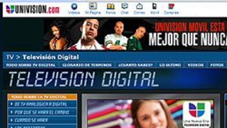La cadena Univision fue galardonada por su gran labor de informar al púb...