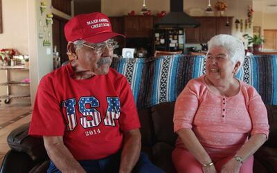 Chicanos pro-Trump en la frontera