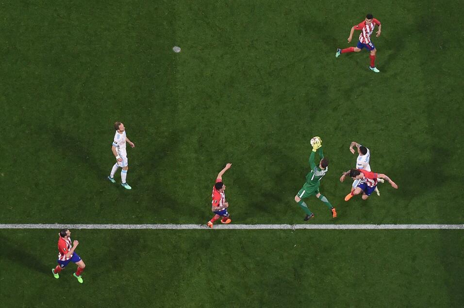 Atlético de Madrid derrota 2-0 al Marsella y es campeón de la Europa Lea...