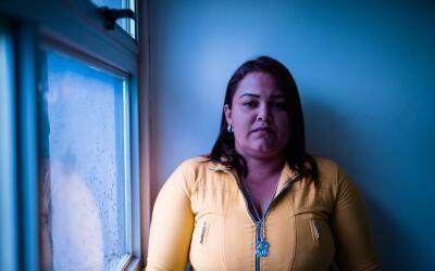 Yaneisi Navarro ha solicitado ayuda en todas las fundaciones de Caracas...