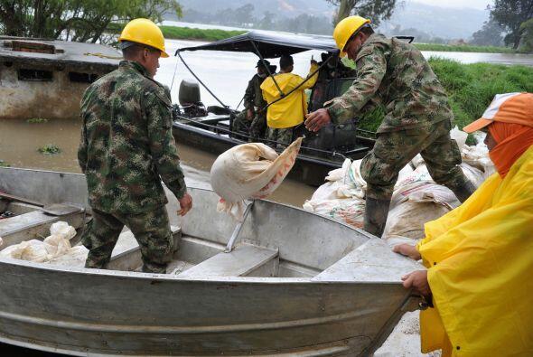 El gobierno colombiano ha invertido $250 millones en ayuda humanitaria.