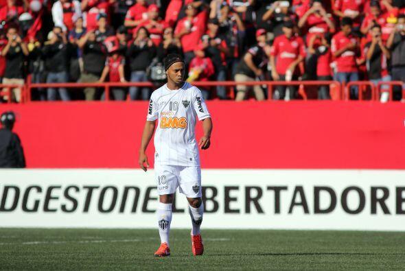 Ronaldinho es el brasileño más reciente en llegar al Querétaro, el ex vo...