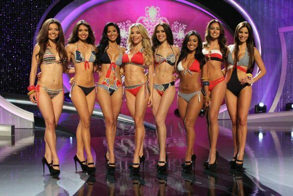 Solamente quedan ocho participantes en la recta final de la competencia.