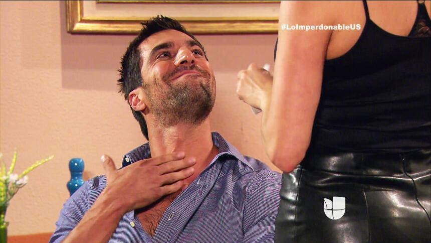 ¡Verónica y Martín se comieron a besos!