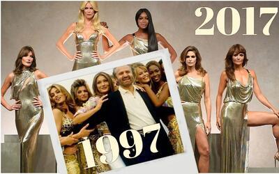 Han pasado 20 años desde el brutal asesinato de Gianni Versace en...