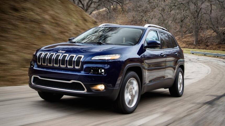 Estos son los autos con el índice de mortalidad más bajo en EEUU Jeep-Ch...
