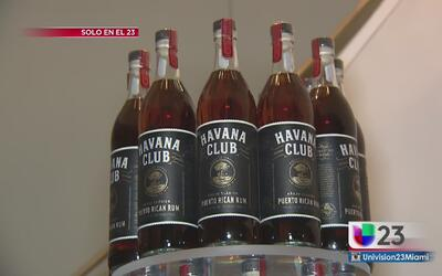 Bacardí lanzará Havana Club en Miami