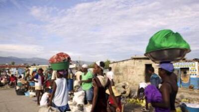 En Haití sigue la desesperanza ante las crisis que han sufrito después d...