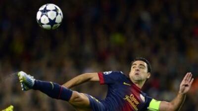 El duelo de España ante Francia le estaría costando bastante al Barcelon...