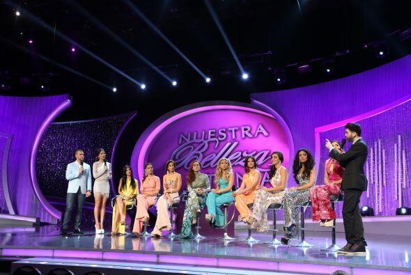 Al final, las chicas se reunieron para el NBL Extra, en donde se habló s...