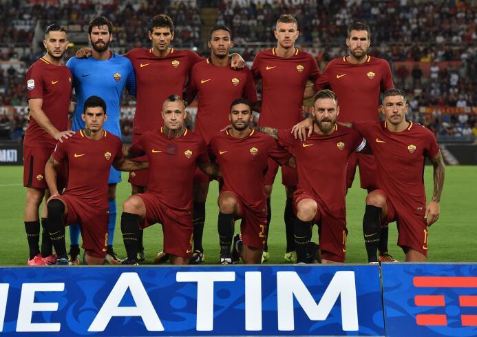 15. A.S. Roma (Italia): 276 millones de euros