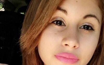 La joven Damaris Rivas
