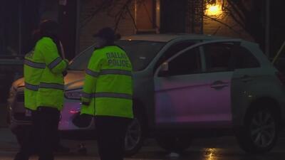Policía de Dallas investiga un tiroteo que cobró la vida de un hombre y dejó otros dos heridos