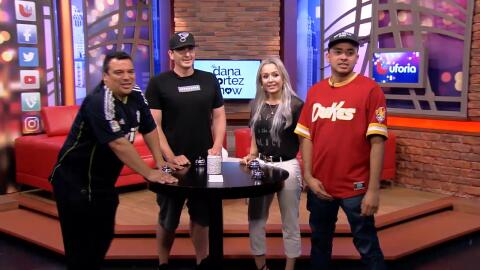 Comedian Carlos Mencia and Dana Cortez team up against DJ Automatic and...