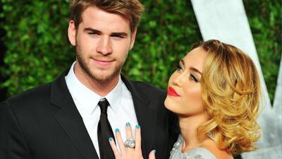Miley Cyrus subastará los calzones de su ex Liam Hemsworth