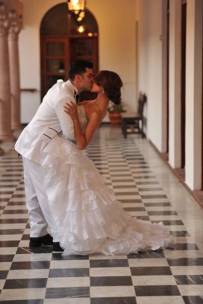 Espinoza comenzó una bella historia de amor con el coreógrafo de Nuestra...