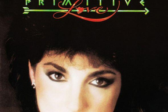 Gloria Estefan and The Miami Sound Machine - Primitive Love