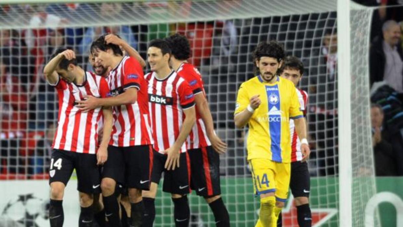 El conjunto español cerró la fase de grupos con un triunfo con goles de...