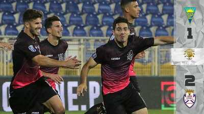 'Pollo' Briseño marca gol del triunfo del Feirense en la Copa de la Liga