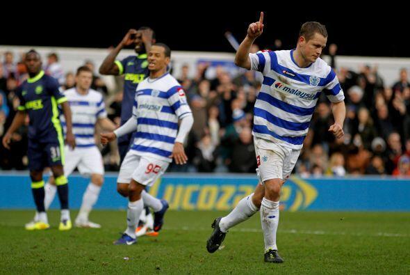 Queens Park Rangers sorprendió al Wigan y lo derrotó 3 a 1.