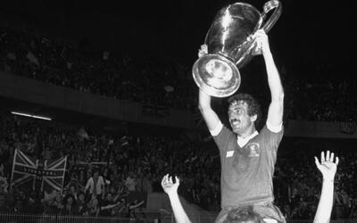 Alan Kennedy, el héroe de la tercera copa europea del Liverpool.