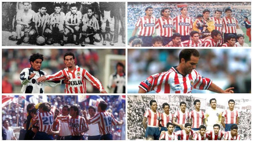 Chivas es uno de los equipos con más tradición y que ha re...