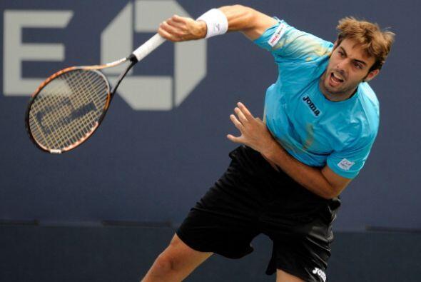 El español Marcel GRanollers fue uno de los tenistas que elevó la cifra...