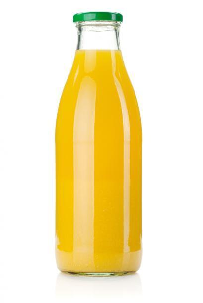 Elige las alternativas que especifiquen ser 100 por ciento 'fruit juice'...