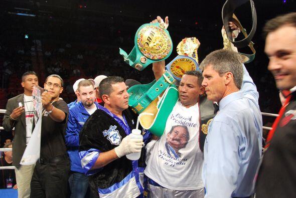 Ricardo Mayorga ganó por TKO y aseguró que su próximo objetivo es enfren...