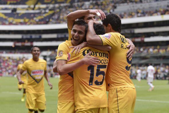 Es una estadística que el equipo de Miguel Herrera ha ido perfeccionando...