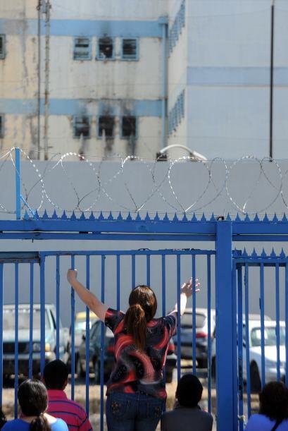 Felipe Bulnes, ministro de Justicia, reconoció que el incendio 'se expli...